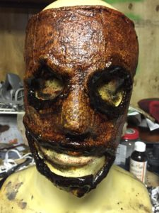 Gristle Butcher Mask Front