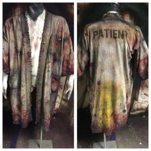 Blood Bath Robe