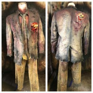 Infested Zombie Suit